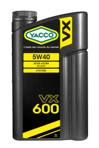 Yacco_VX_5W40